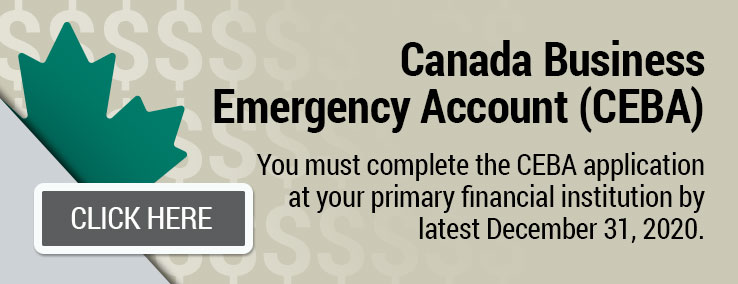 Canada Business Emergency Account